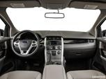 2014 Ford Edge Dashboard, center console, gear shifter view photo