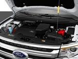 2014 Ford Edge Engine photo