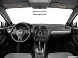 2014 Volkswagen Jetta Dashboard, center console, gear shifter view