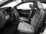 2014 Volkswagen Jetta Front seats from Drivers Side