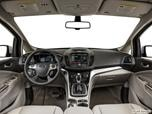 2014 Ford C-MAX Energi Dashboard, center console, gear shifter view photo