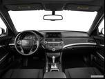 2014 Honda Crosstour Dashboard, center console, gear shifter view photo