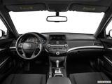 2014 Honda Crosstour Dashboard, center console, gear shifter view