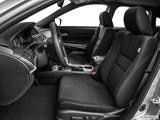 2014 Honda Crosstour Front seats from Drivers Side