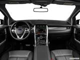 2014 Ford Edge Dashboard, center console, gear shifter view