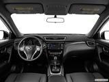 2014 Nissan Rogue Dashboard, center console, gear shifter view