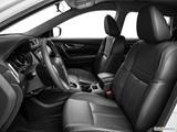 2014 Nissan Rogue Front seats from Drivers Side