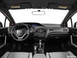 2014 Honda Civic Dashboard, center console, gear shifter view photo