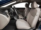 2014 Hyundai Elantra Front seats from Drivers Side