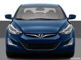 2014 Hyundai Elantra Low/wide front photo