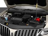 2014 Lincoln MKX Engine photo