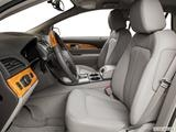 2014 Lincoln MKX Front seats from Drivers Side