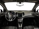 2014 Chevrolet Sonic Dashboard, center console, gear shifter view photo