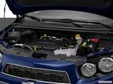 2014 Chevrolet Sonic Engine photo