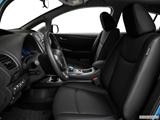 2014 Nissan LEAF Front seats from Drivers Side