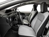 2014 Toyota Prius c Front seats from Drivers Side