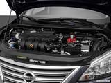 2014 Nissan Sentra Engine photo