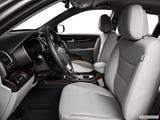 2015 Kia Sorento Front seats from Drivers Side