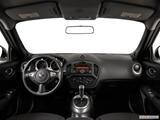 2014 Nissan JUKE Dashboard, center console, gear shifter view