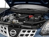 2014 Nissan Rogue Select Engine photo