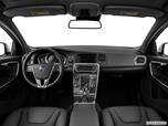 2015 Volvo V60 Dashboard, center console, gear shifter view photo