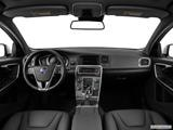 2015 Volvo V60 Dashboard, center console, gear shifter view