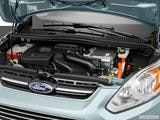2014 Ford C-MAX Hybrid Engine photo