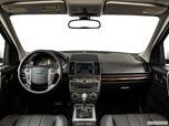 2014 Land Rover LR2 Dashboard, center console, gear shifter view photo
