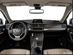 2014 Lexus CT Dashboard, center console, gear shifter view photo