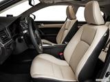 2014 Lexus CT Front seats from Drivers Side