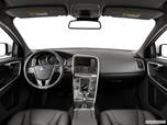 2015 Volvo XC60 Dashboard, center console, gear shifter view photo