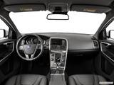 2015 Volvo XC60 Dashboard, center console, gear shifter view