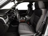 2015 GMC Yukon Front seats from Drivers Side
