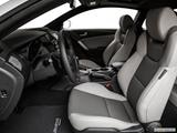 2014 Hyundai Genesis Coupe Front seats from Drivers Side