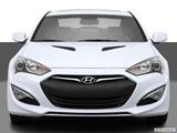 2014 Hyundai Genesis Coupe Low/wide front photo