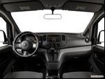 2014 Nissan NV200 Dashboard, center console, gear shifter view photo