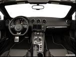 2015 Audi TT Dashboard, center console, gear shifter view photo