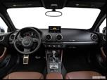 2015 Audi A3 Dashboard, center console, gear shifter view photo