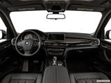 2014 BMW X5 Dashboard, center console, gear shifter view