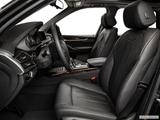 2014 BMW X5 Front seats from Drivers Side