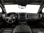 2015 Chevrolet Silverado 2500 HD Crew Cab Dashboard, center console, gear shifter view photo