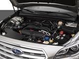 2015 Subaru Outback Engine photo