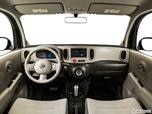 2014 Nissan cube Dashboard, center console, gear shifter view photo