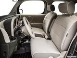2014 Nissan cube Front seats from Drivers Side