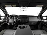 2015 Ford F250 Super Duty Super Cab Dashboard, center console, gear shifter view photo