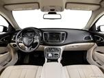 2015 Chrysler 200 Dashboard, center console, gear shifter view photo