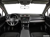 2015 Subaru Legacy Dashboard, center console, gear shifter view