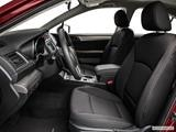 2015 Subaru Legacy Front seats from Drivers Side