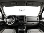 2014 Nissan NV1500 Cargo Dashboard, center console, gear shifter view photo