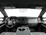 2015 Ford F250 Super Duty Regular Cab Dashboard, center console, gear shifter view photo